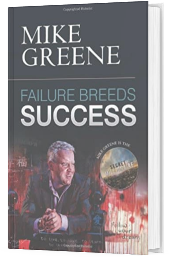 Failure Breeds Success