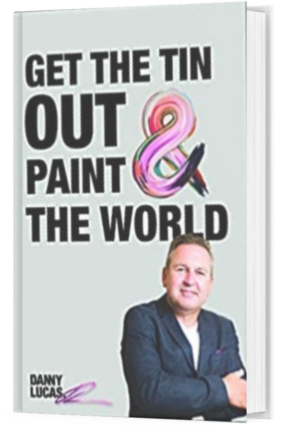 Get The Tin Out and Paint The World