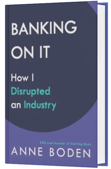 Banking on it book